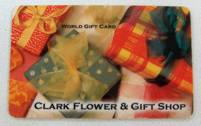 Gift Card from Clark Flower and Gift Shop in Clark, SD