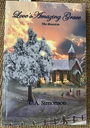 Love's Amazing Grace by C.A. Simonson from Clark Flower and Gift Shop in Clark, SD