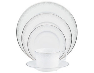 Noritake Alana Platinum 4881 5 Piece Place Setting Sale from Clark Flower and Gift Shop in Clark, SD
