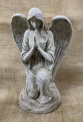 Kneeling Angel from Clark Flower and Gift Shop in Clark, SD