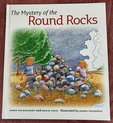 The Mystery of the Round Rocks by Meierhenry and Volk from Clark Flower and Gift Shop in Clark, SD
