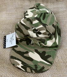 Camo Kid Cap from Clark Flower and Gift Shop in Clark, SD
