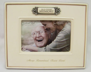 In Loving Memory Frame from Clark Flower and Gift Shop in Clark, SD