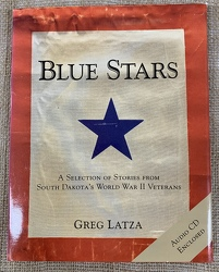 Blue Stars by Greg Latza from Clark Flower and Gift Shop in Clark, SD