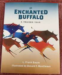 The Enchanted Buffalo by L. Frank Baum from Clark Flower and Gift Shop in Clark, SD