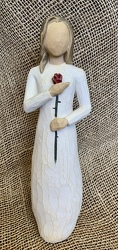 Love Figurine by Willow Tree 26112 from Clark Flower and Gift Shop in Clark, SD