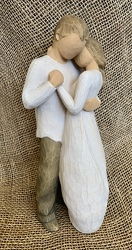 Promise Figurine by Willow Tree 26121 from Clark Flower and Gift Shop in Clark, SD