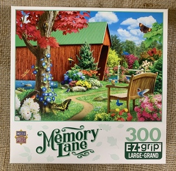 Bridge of Hope EZgrip Puzzle 300 pc from Clark Flower and Gift Shop in Clark, SD