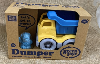 Green Toys Dumper from Clark Flower and Gift Shop in Clark, SD