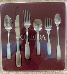 Oneida Paul Revere 6 Piece Progress Set from Clark Flower and Gift Shop in Clark, SD