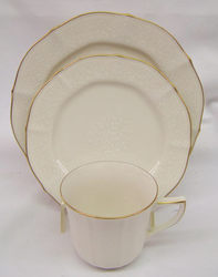 Noritake Chandon 7306 Cup Bread & Salad Plate Sale from Clark Flower and Gift Shop in Clark, SD