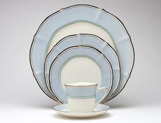 Noritake Centura Blue 7392 Fine China Sale from Clark Flower and Gift Shop in Clark, SD