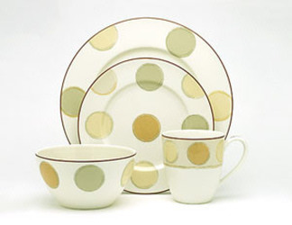 Noritake Mocha Java 7989 Porcelain Dinnerware Sale from Clark Flower and Gift Shop in Clark, SD