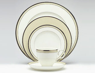 Noritake Cameroon Sand 7992 5 Piece Place Setting Sale from Clark Flower and Gift Shop in Clark, SD