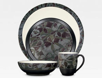 Noritake Elements Onyx 8064 Stoneware Sale from Clark Flower and Gift Shop in Clark, SD
