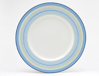 Noritake Java Blue Swirl 9311 451 Accent Plate Sale from Clark Flower and Gift Shop in Clark, SD