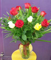 18 Roses from Clark Flower and Gift Shop in Clark, SD