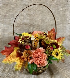 Autumn Glory from Clark Flower and Gift Shop in Clark, SD