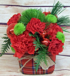 We Wish You a Merry Christmas from Clark Flower and Gift Shop in Clark, SD