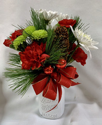 Have Yourself a Merry Little Christmas from Clark Flower and Gift Shop in Clark, SD