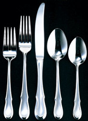 Ginkgo Celine Platinum Stainless Flatware Sale from Clark Flower and Gift Shop in Clark, SD