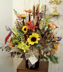 Fall Assortment from Clark Flower and Gift Shop in Clark, SD
