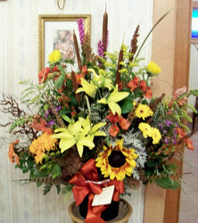 Traditional Fall Assortment from Clark Flower and Gift Shop in Clark, SD