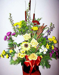 Wildflower Bouquet from Clark Flower and Gift Shop in Clark, SD