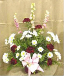 Sympathy Bouquet from Clark Flower and Gift Shop in Clark, SD