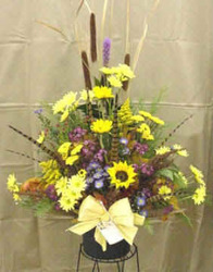 Traditional Fall Mix from Clark Flower and Gift Shop in Clark, SD