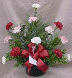 Carnation Bouquet from Clark Flower and Gift Shop in Clark, SD