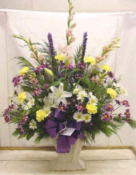 Traditional Mixed Bouquet from Clark Flower and Gift Shop in Clark, SD
