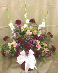Traditional Sympathy Mix from Clark Flower and Gift Shop in Clark, SD
