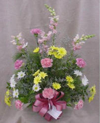 Pastel Bouquet from Clark Flower and Gift Shop in Clark, SD