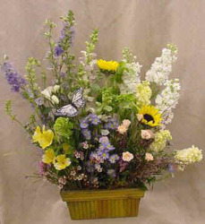 Cottage Garden Bouquet from Clark Flower and Gift Shop in Clark, SD