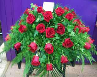Roses of Remembrance from Clark Flower and Gift Shop in Clark, SD