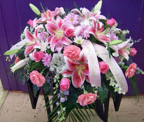 Feminine Tribute from Clark Flower and Gift Shop in Clark, SD