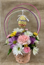 Easter Greeting from Clark Flower and Gift Shop in Clark, SD