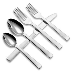 Ginkgo Norse Six Place Settings plus 2 Serving Spoons Sale from Clark Flower and Gift Shop in Clark, SD
