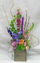 Garden Delight from Clark Flower and Gift Shop in Clark, SD