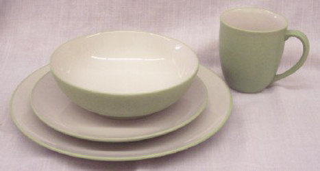 Noritake Colorwave Mint 8056 Stoneware Sale from Clark Flower and Gift Shop in Clark, SD