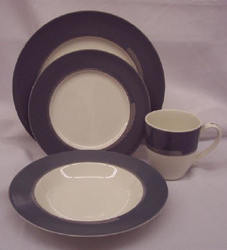 Noritake Ambiance Charcoal 7971 4 Piece Place Setting Sale from Clark Flower and Gift Shop in Clark, SD
