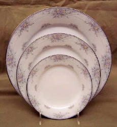 Noritake Amery 4263 Dinner Salad & Bread Plate Sale from Clark Flower and Gift Shop in Clark, SD