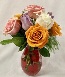 Bouquet of Roses from Clark Flower and Gift Shop in Clark, SD